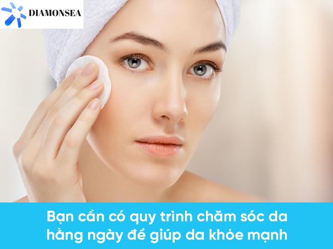 Hiểu về làn da của bản thân để giữ nét thanh xuân theo thời gian