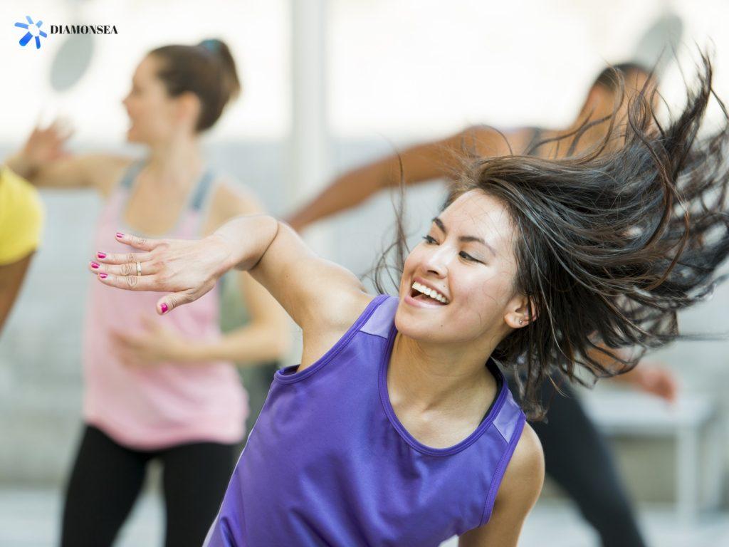 Thể dục tăng trẻ hóa và khỏe nội tạng