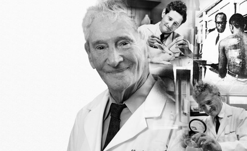 """Bác sĩ Albert Kligman (1916 - 2010) - """"cha đẻ"""" của Tretinoin"""